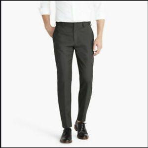 J. Crew Ludlow Slim Pant Four Season Wool J6062